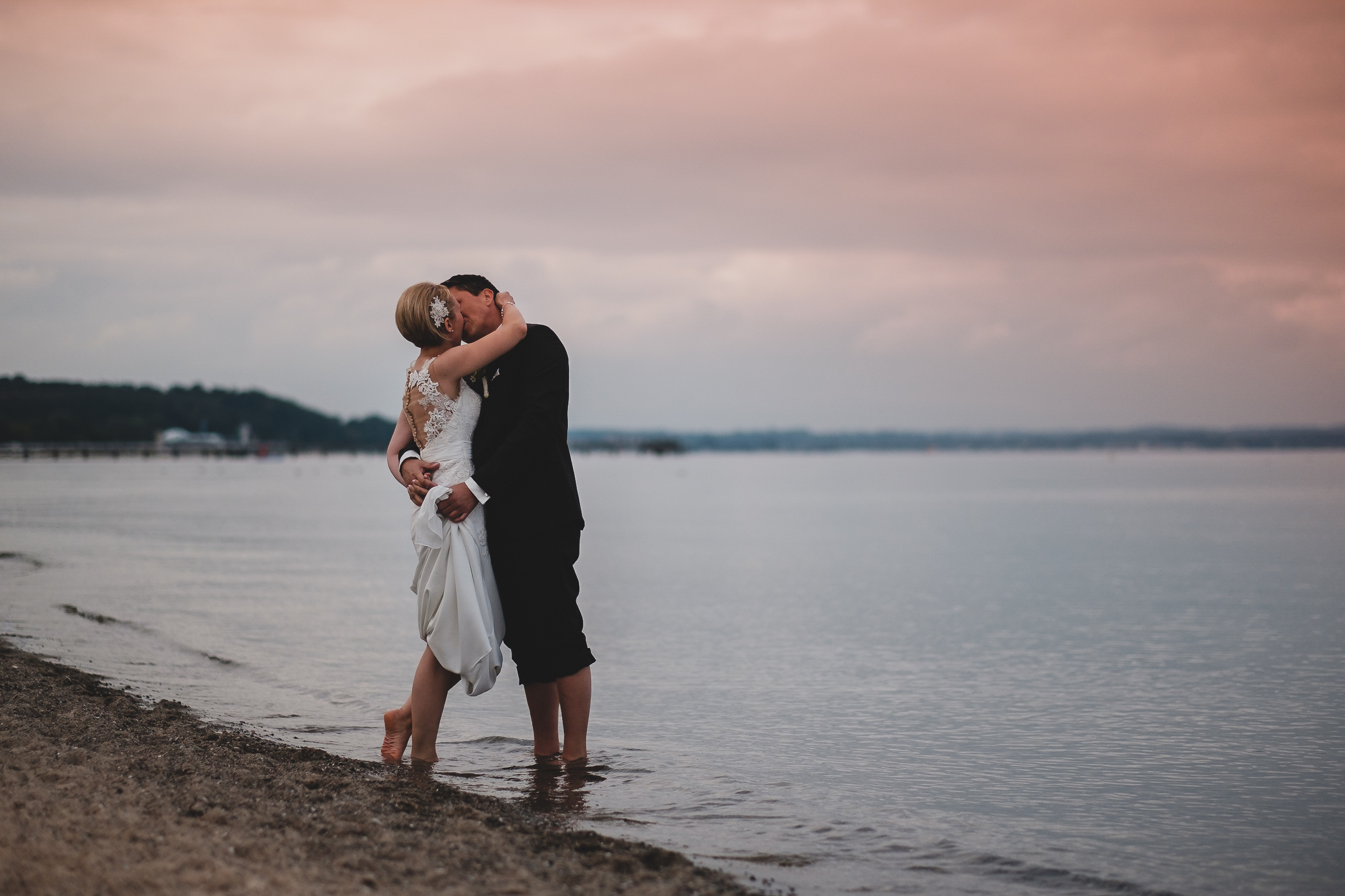 Hochzeitsfeier im Wolkenlos Timmendorfer Strand