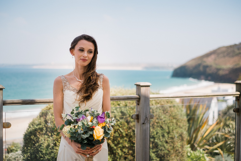 Scheib Hochzeitsfotografie Hochzeit Cornwall Bride-1018