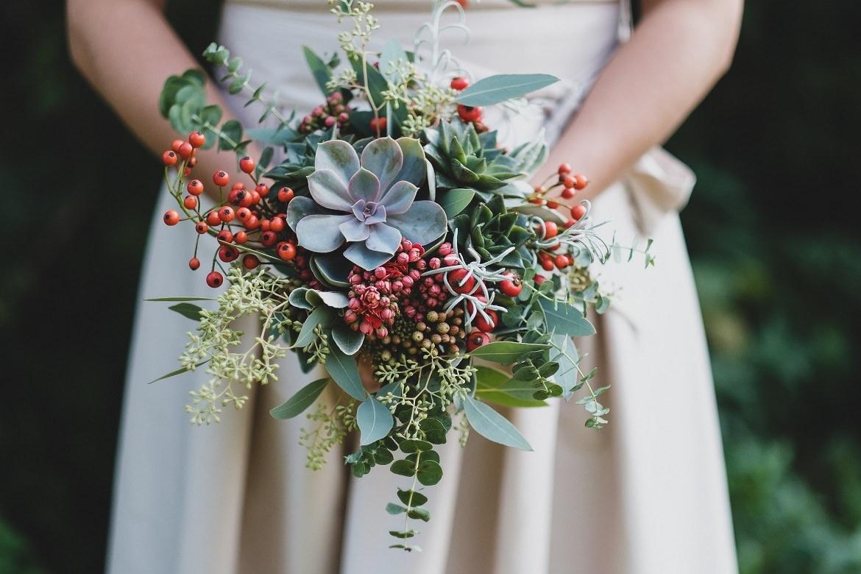 Hochzeitsfotografie Scheib Boho Strauss