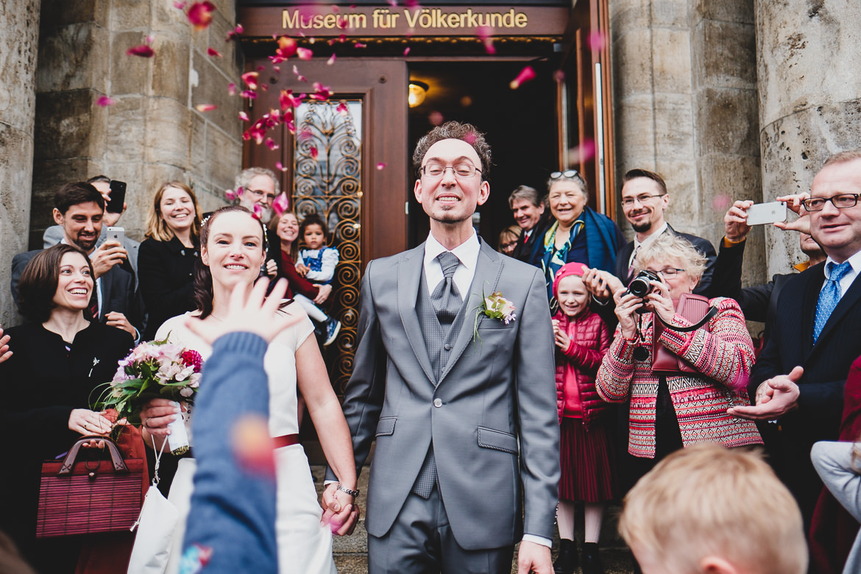 Scheib Hochzeitsfotografie Hochzeit Museum für Völkerkunde
