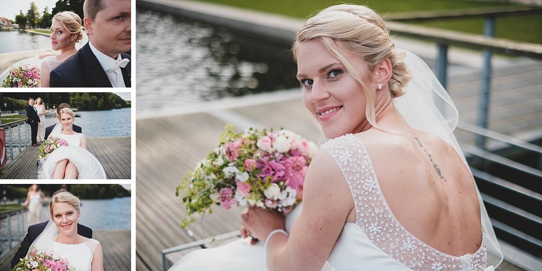Kirchliche Hochzeit am schönen Ihlsee