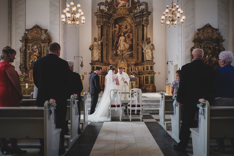 Kirchliche Hochzeit auf dem Hamburger Kiez