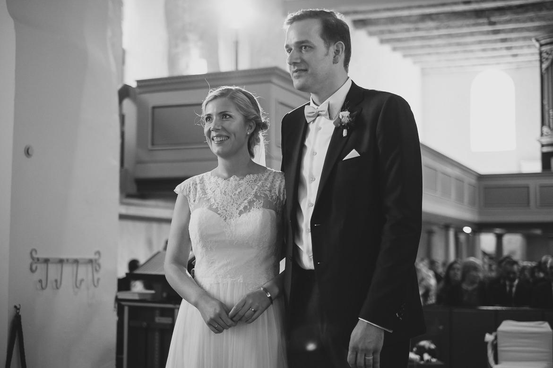 Scheib Hochzeitsfotografie Brautpaar Kirche