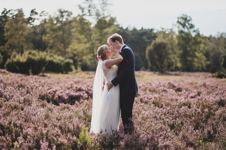 Hochzeit Lüneburger Heide