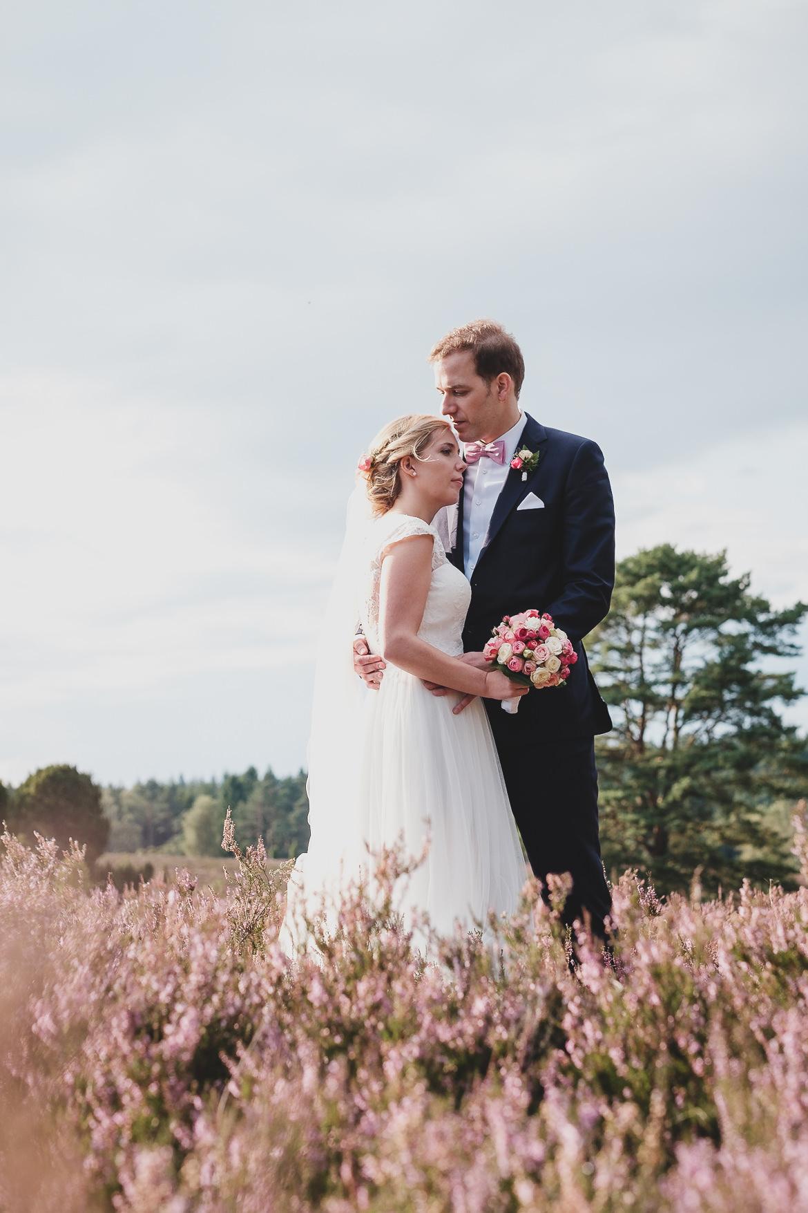 Hochzeit in der Lüneburger Heide