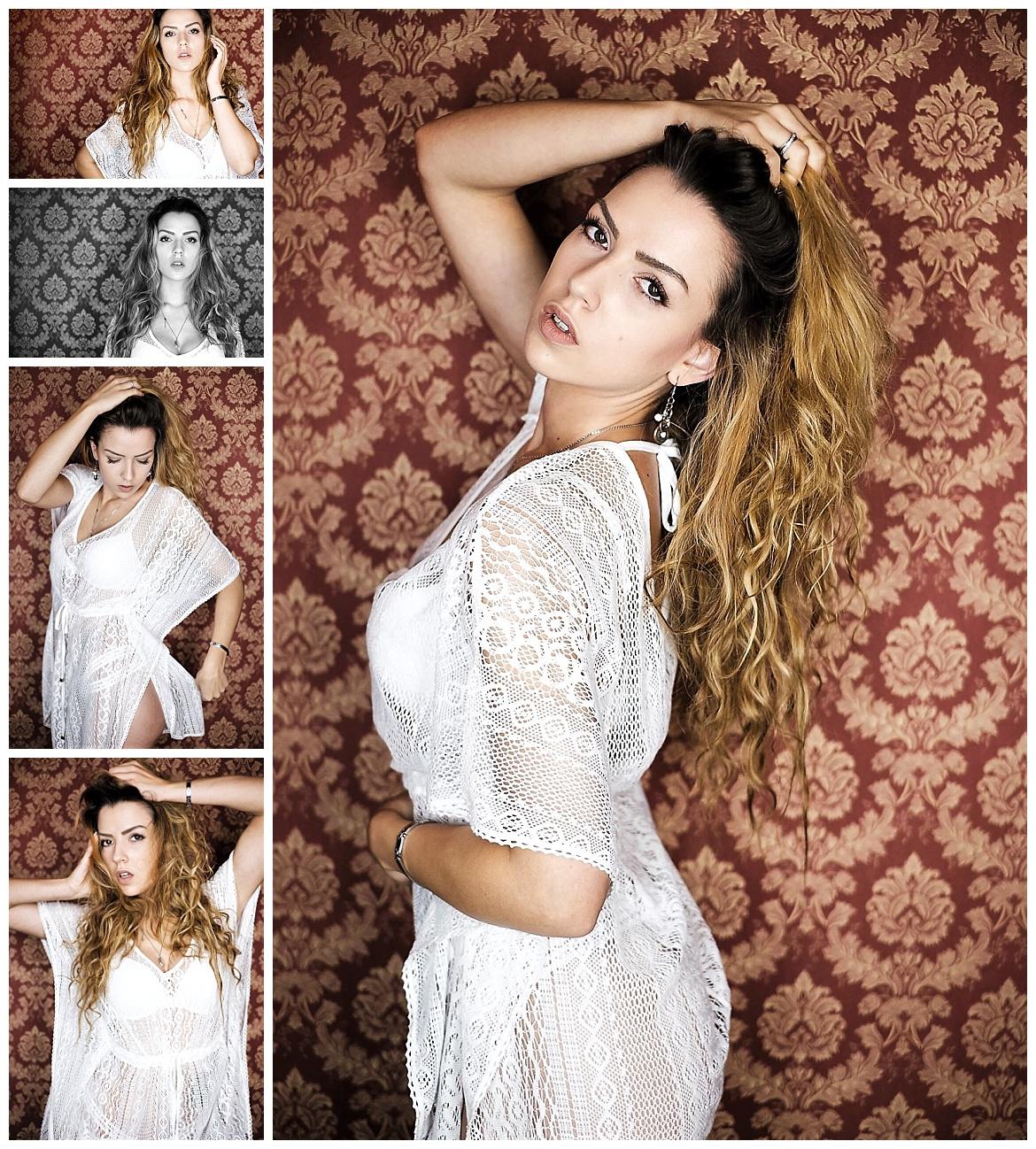 Model Leah Pöhler