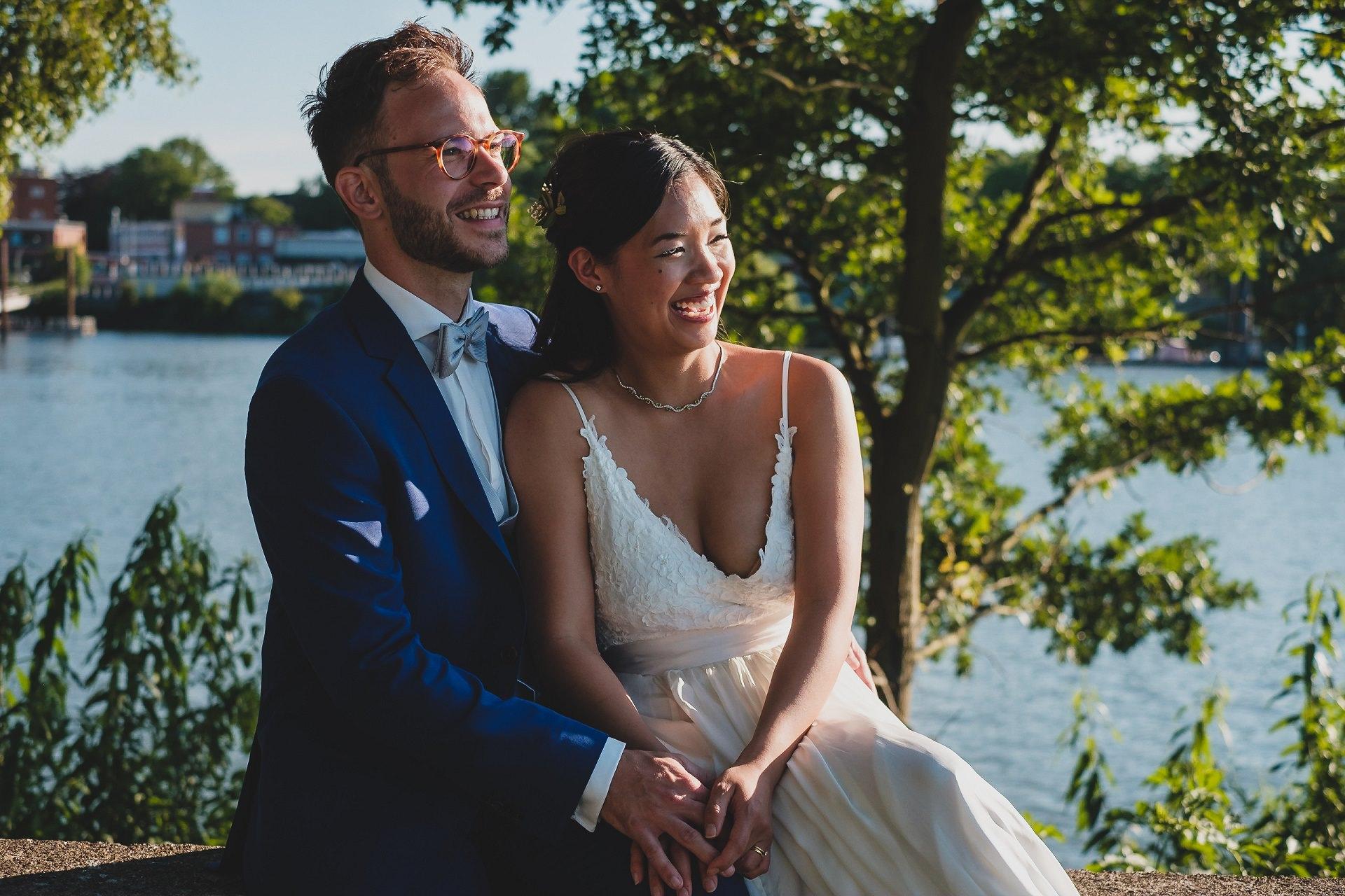 Hochzeitsfotograf Hamburg Andrea Scheib Hochzeitsfotografie Jachthafen Hamburg