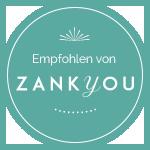Logo von Zankyou Wedding