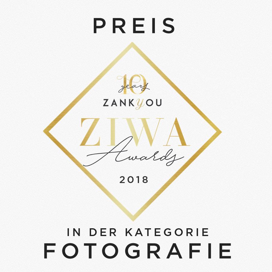 Award Zankyou international weddings